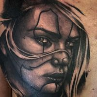 Mitch-sydney-lady-tattoo